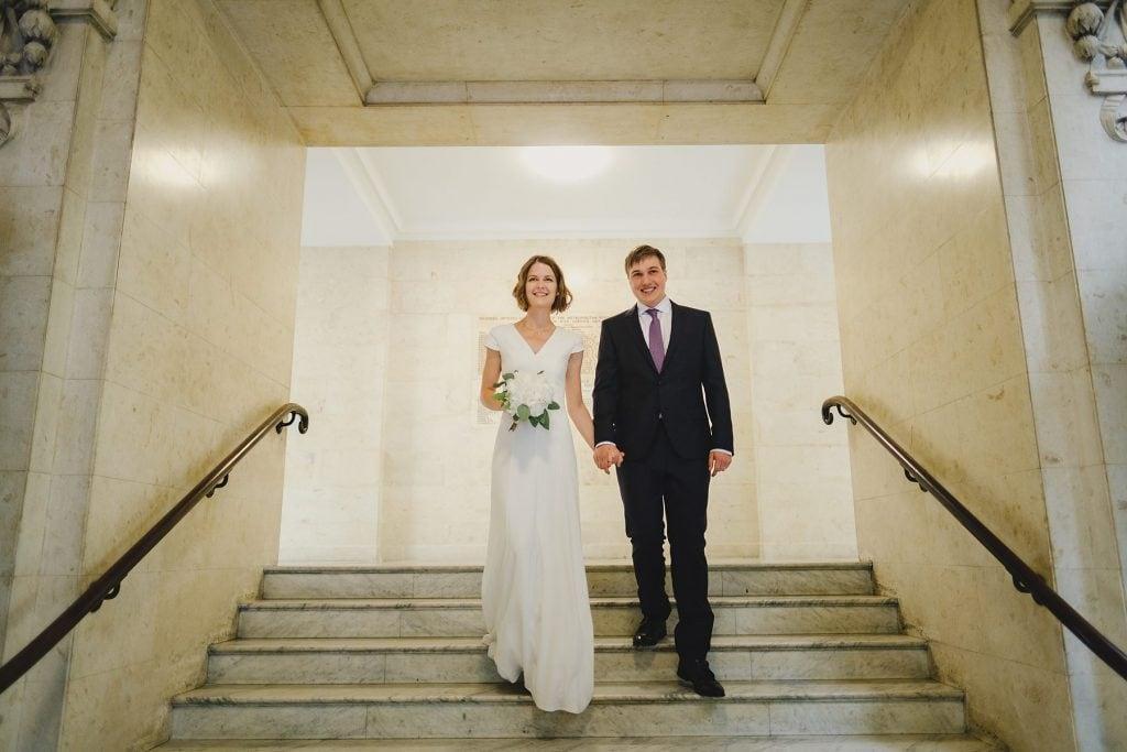 old marylebone town hall wedding photographer emma tom 029 spsav 1024x683 - Emma + Tom