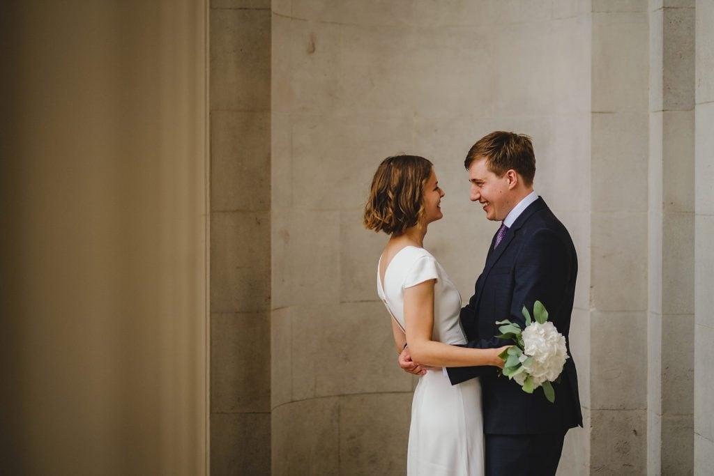 old marylebone town hall wedding photographer emma tom 037 spsav 1024x683 - Emma + Tom