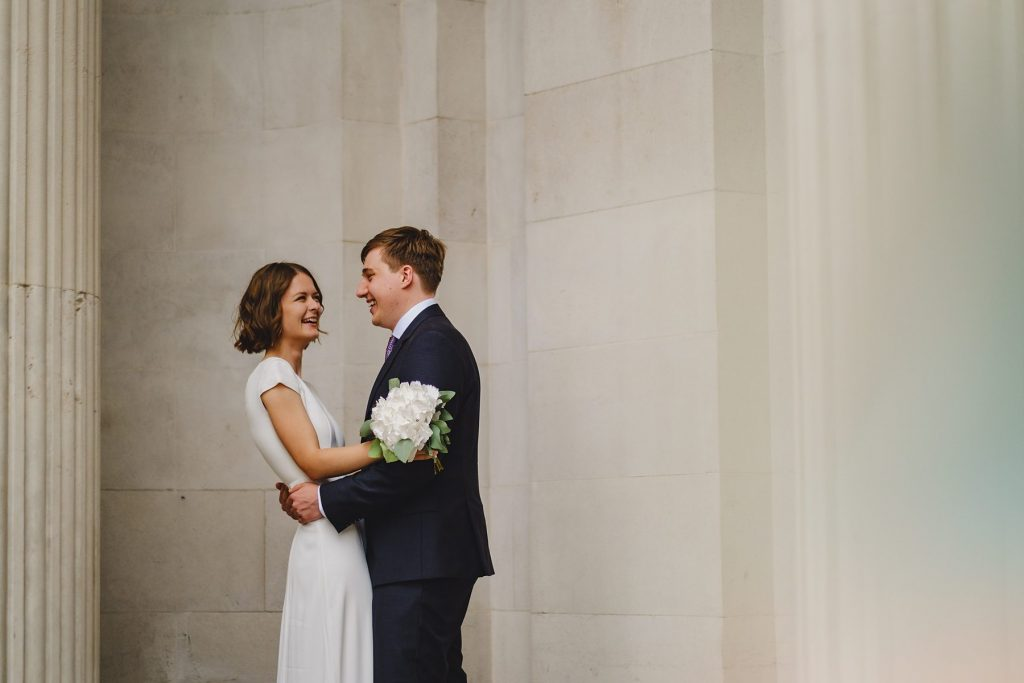 old marylebone town hall wedding photographer emma tom 040 spsav 1024x683 - Emma + Tom