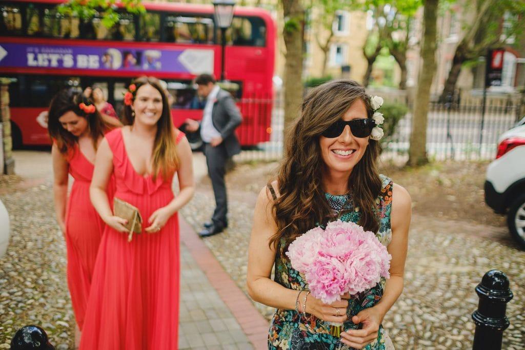 southwark wedding photographer willjess 009 1024x683 - Jess + Will