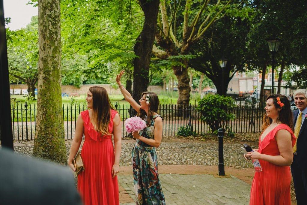 southwark wedding photographer willjess 010 1024x683 - Jess + Will