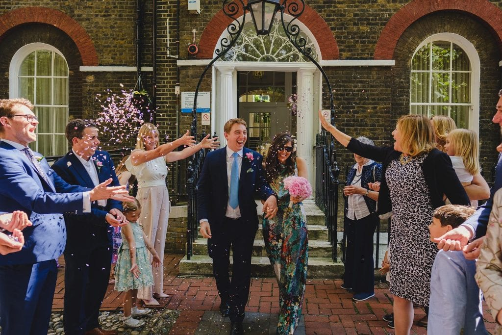 southwark wedding photographer willjess 036 1024x683 - Jess + Will