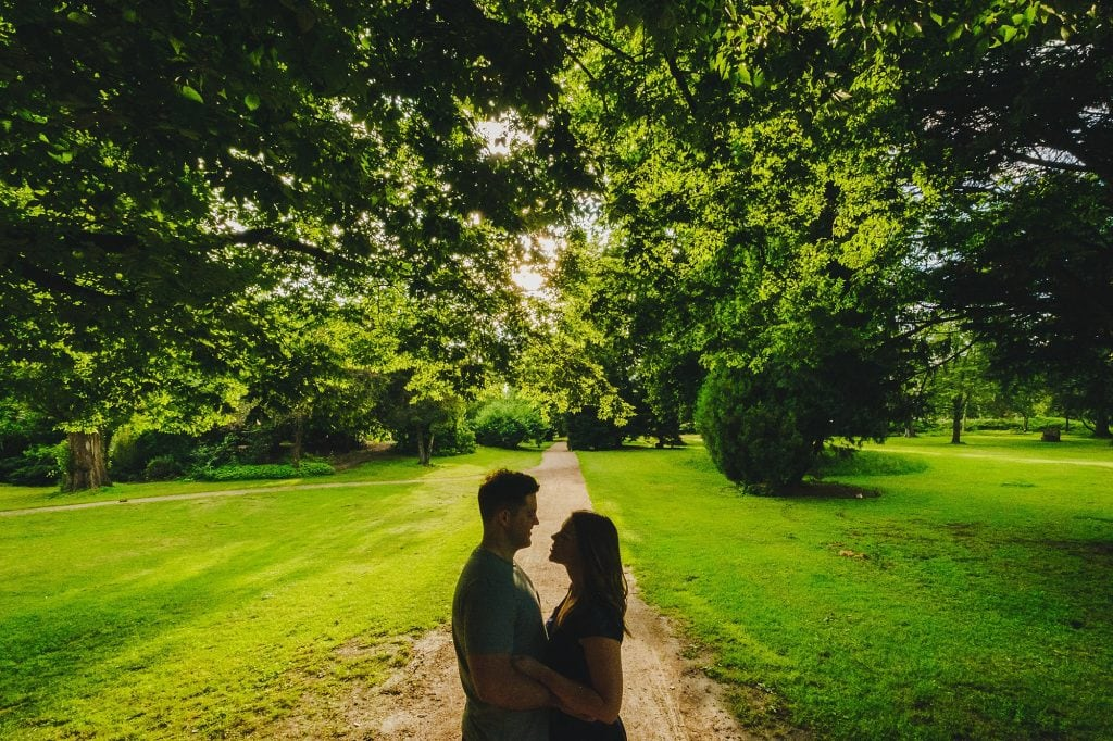 bushy park engagement photographer lw 004 1024x682 - Liz + Will   Bushy Park Engagement Photography