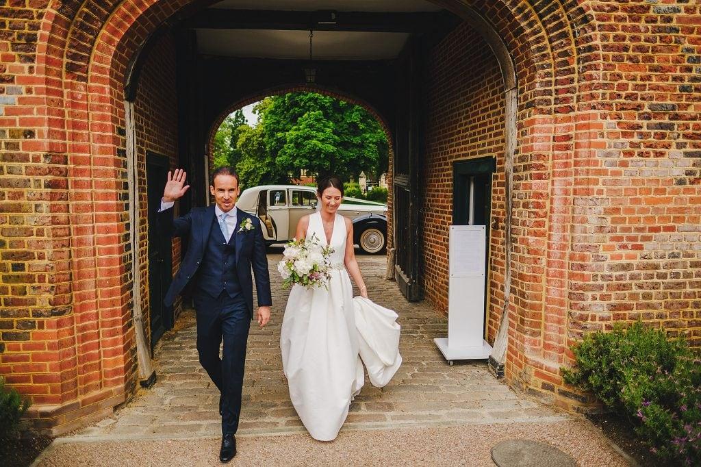 fulham palace wedding photographer ht1 028 1024x682 - Holly + Thanasis | Fulham