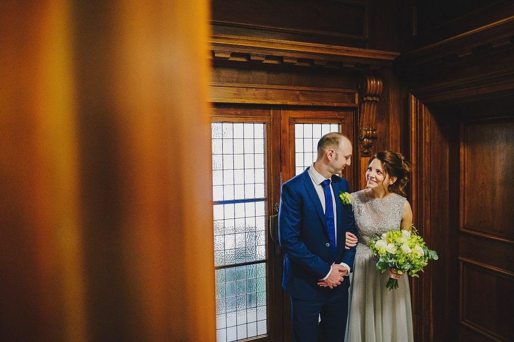 old marylebone town hall regents park wedding photographer 006 1024x682 - Michaela + Zoltan | Marylebone & Regents Park