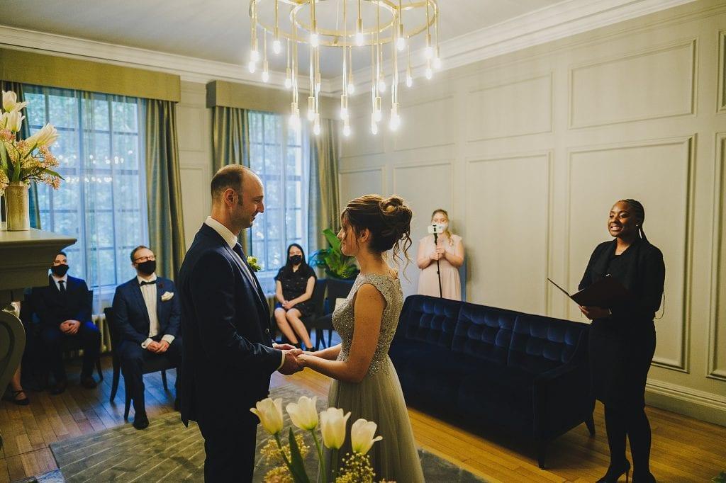 old marylebone town hall regents park wedding photographer 009 1024x682 - Michaela + Zoltan | Marylebone & Regents Park