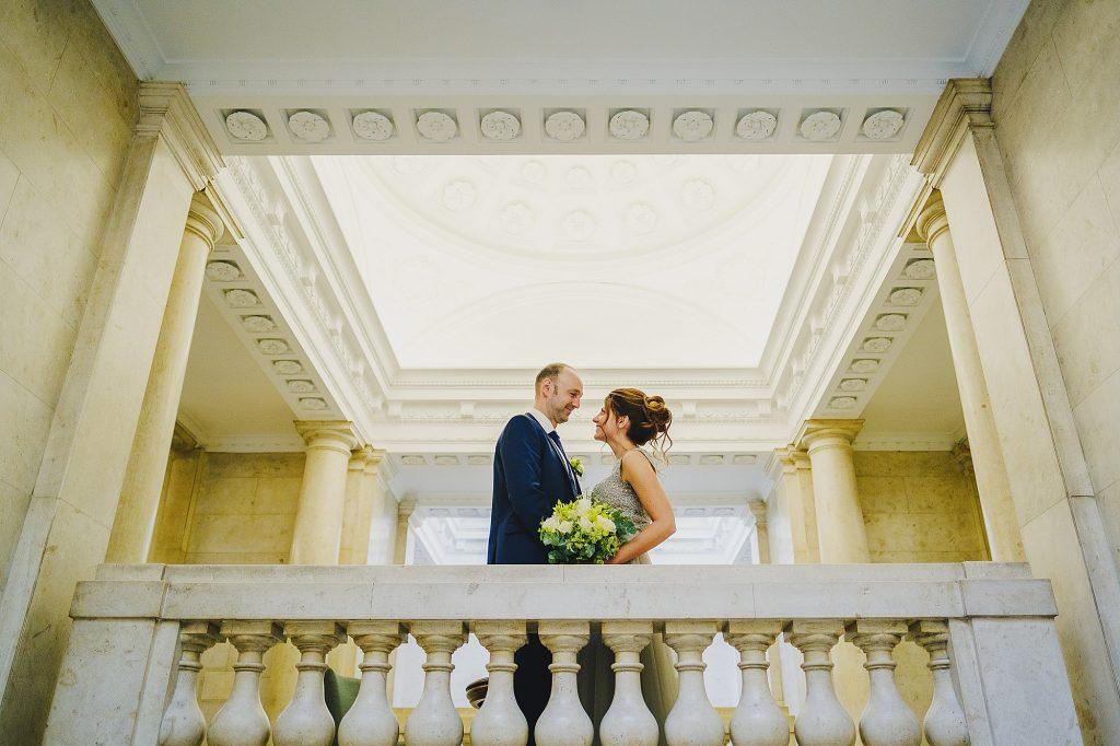 old marylebone town hall regents park wedding photographer 011 1024x682 - Michaela + Zoltan | Marylebone & Regents Park