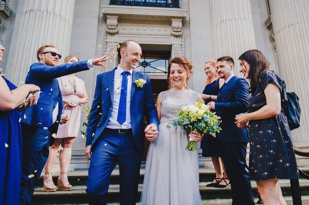 old marylebone town hall regents park wedding photographer 014 1024x682 - Michaela + Zoltan | Marylebone & Regents Park