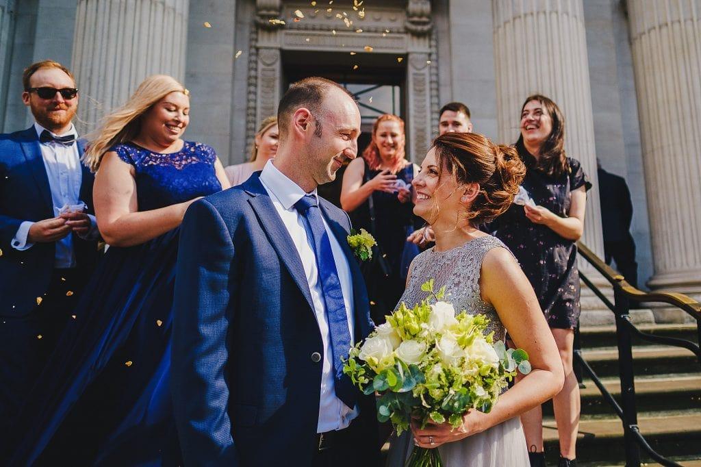 old marylebone town hall regents park wedding photographer 015 1024x682 - Michaela + Zoltan | Marylebone & Regents Park