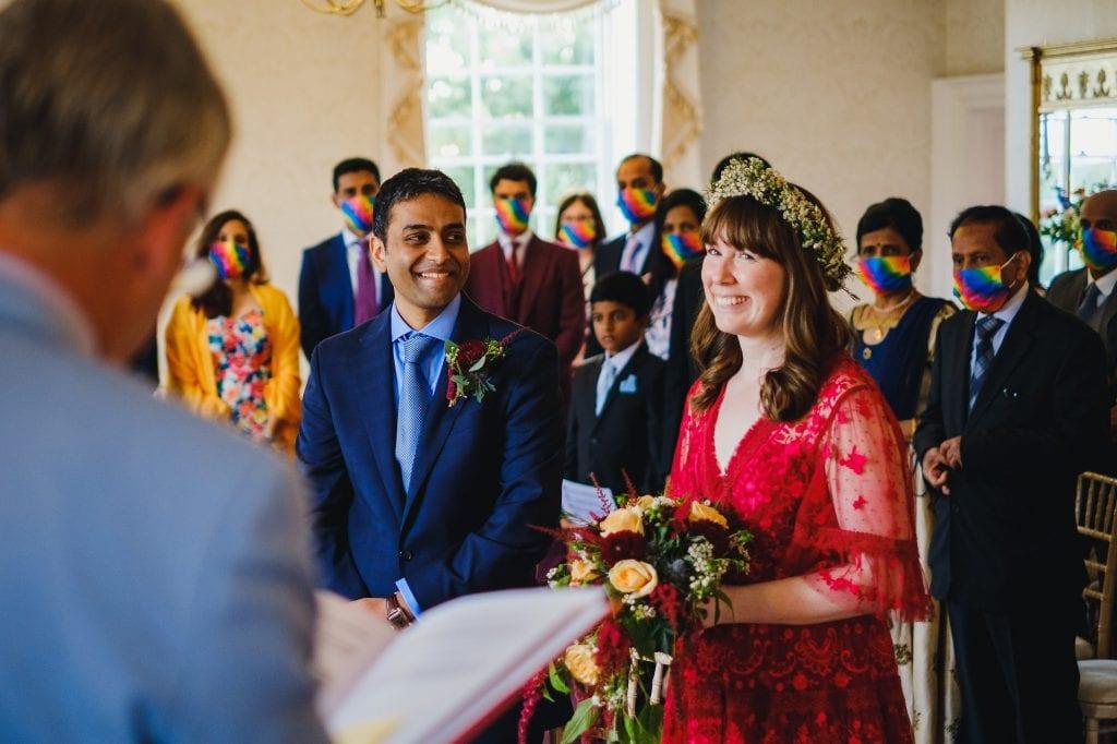 merton register office wedding photographer lsp 005 1024x682 - Lizzie + Sen   Morden Park House Wedding Photography